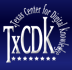 Texas Center for Digital Knowledge logo